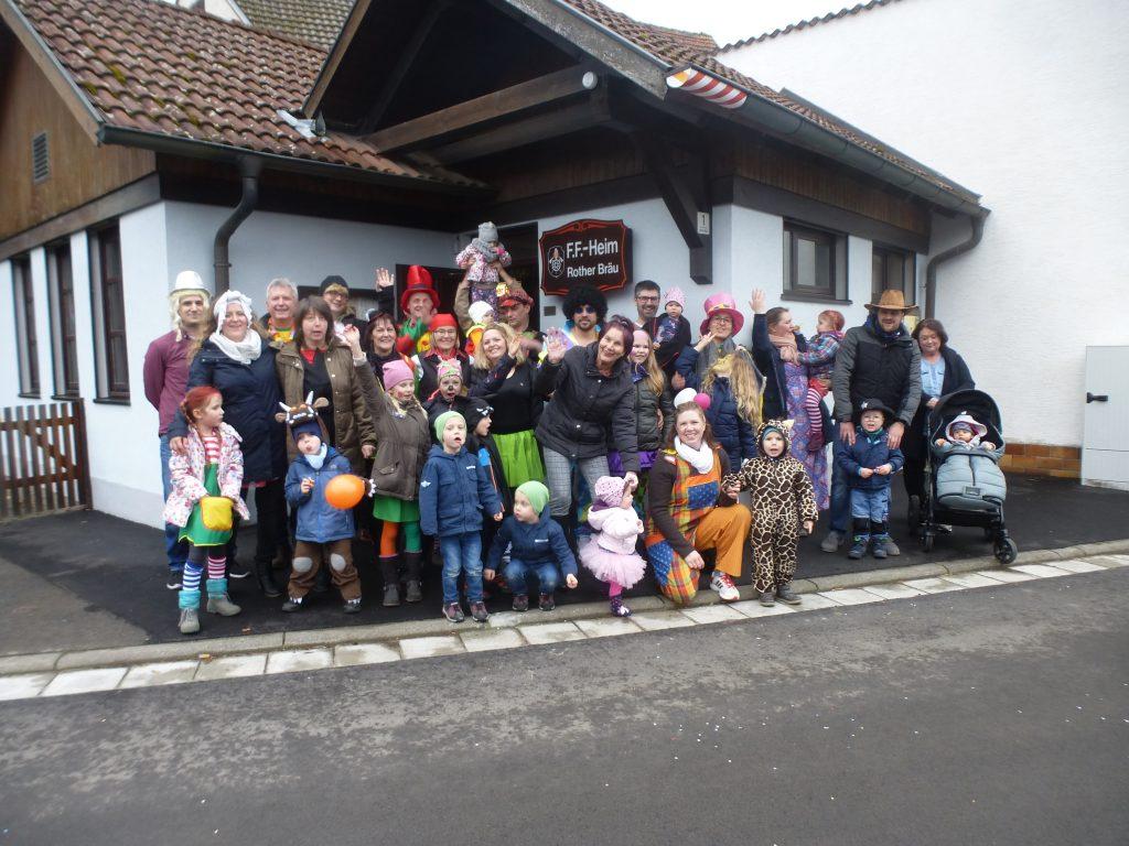 Kinderfasching Geckenau